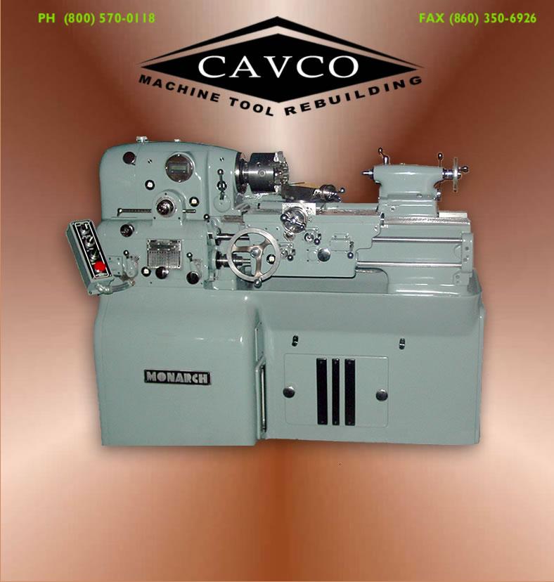 cavco machine tool rebuilding